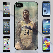 New Paul George Indiana Pacers Illustration iPhone & Galaxy Case