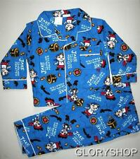 New JAKE NEVERLAND PIRATES Boys Winter Flannelette Pyjamas/PJ Size 1,2,3,4,5,6,8