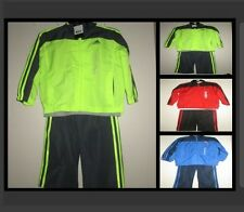 Lot of 1 Adidas Boys 3 Piece Athletic Wear Size 5, 6 or 7 Choose Color-NEW!