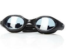Speedo Adults Mens Womens BLACK or BLUE Swimming Goggles