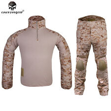 Emerson Gen2 Combat Uniform Shirt & Pants Airsoft Hunting Military BDU AOR1 6914