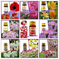 Flowers Essential Oil Variety Scents for Blends,Soap,Cream,Diffuser,Massage5 ml.