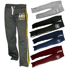 Fleece Joggers Cotton Fleece Jogging Trousers Pants Track Suit Bottom MMA Boxing
