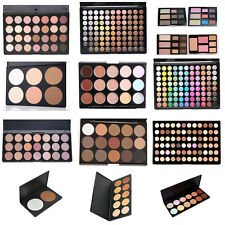 New Warm Matte Eyeshadow Palette Concealer Foundation Cosmetic Makeup Kit Set