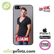 ★THE VALLEYS LIAM MTV WALES ★Case IPH5 iPhone 5 5S & 4 & 4S HARD back COVER ★
