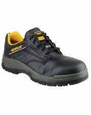 Caterpillar Dimen Lo Safety Trainer, Boots Safety, Black, Mens