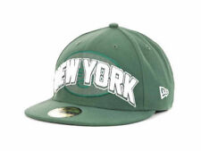 "New York Jets NFL New Era 59Fifty ""Onfield Draft"" Fitted Flat Bill Hat New"