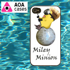 Minions celebrity/superhero Funny Novelty Hard Cases For Samsung and Apple
