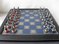 Franklin Mint British Museum Battle of Waterloo Black Watch spare chess pieces