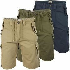 Brave Soul Mens Cargo/ Combat Short 'Spence' Cotton Twill