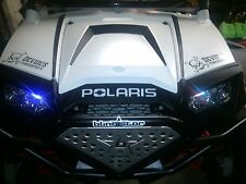 Up to 2014 Polaris RZR 900 XP Front and Rear Inlays / Decals / Logo