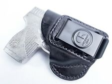 Taurus TCP 738 | Genuine Leather IWB Conceal Inside Carry Gun Holster
