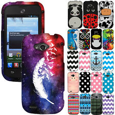 For ZTE Savvy Z750C Phone Cover Design Hard Snap On Protector Case