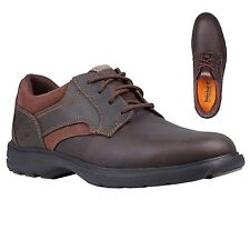 Timberland Mens Earthkeepers Richmont Oxford BROWN Leather Shoes 5048A ALL SIZES