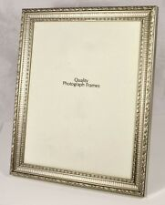 Quality Ornate SILVER Photo/Picture Frame - Various Sizes available