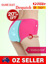 Women Ladies Menstrual Period Physiological Safety Pants Panties Briefs undwear