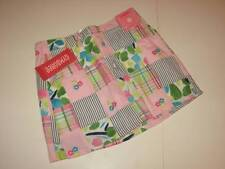 NWT Gymboree Flower Garden Patchwork Skort Size 5 or 6