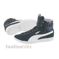 Women's Puma Cross Shot Wmns 355849 09 Grey Basketball Casual Shoes Sneakers