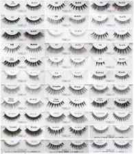 Lot 10 Pairs - ARDELL False Eyelashes Fashion Lash Fake Eye Lashes Invisibands