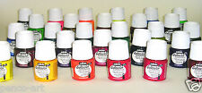 Pebeo transparent fabric paint 45ml (44.4ml bottle. Choose from 28 colours