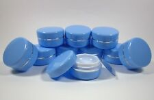 Tester Travel Container Jar Cream Lip Balm Cosmetic Make Up Empty 5 g 12-100 Pcs