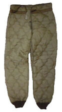 New Military Surplus Extreme Cold Weather Pants Trouser Liners ECWCS Underwear