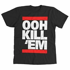 OOH KILL 'EM MEEK MILL HIP HOP MUSIC COOL MENS T-SHIRT *S, M, L, XL