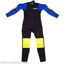 Warmbac Speleo Pro Heavy Wetsuits Used Army Surplus caving / Potholing / Diving