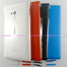 New OEM Housing Battery Back Cover Case with USB SIM Cover For Nokia Lumia 720