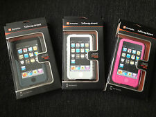 XtremeMac TUFFWRAP ACCENT SILICONE CASE FOR APPLE iPOD TOUCH 2nd/3rd GENERATION