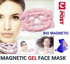 Bio Magnetic Gel Soft Face Facial Beauty Mask- Massage Magnetic Wrinkle Therapy
