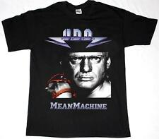 U.D.O. MEAN MACHINE'89 UDO DIRKSCHNEIDER ACCEPT HEAVY METAL NEW BLACK T-SHIRT