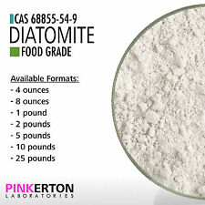 High Purity Diatomite Food Grade Diatomaceous Earth FCC