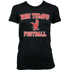 9008 BON TEMPS Ladies T-SHIRT inspired by TRUE BLOOD football club team zombie