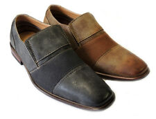 NEW * FERRO  ALDO *  FASHION MENS LEATHER LINED DRESS SHOES LOAFERS SLIP ON