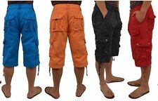 Long style  Cargo shorts for men Multi-pockets, Just arrived. by stone touch
