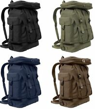 2305 Rothco Heavy Weight Canvas European Style Rucksack Backpack