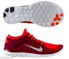 WOMENS NIKE Free Flyknit 4.0 LADIES RUNNING/FITNESS/TRAINING/SNEAKERS SHOES