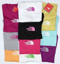 The North Face Women's Micro Logo Tees **Multiple Sizes And Colors**