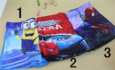 DM Cars Spider man Swimming Shorts Trunks For Kid Child Boy 3-8 Years