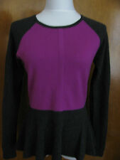 Quotation women's pepper hollyho cashmere sweater size XS M retail NWT
