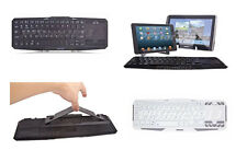 Portable Mini Wireless Bluetooth Keyboard Mouse Touchpad for Windows iOS Android