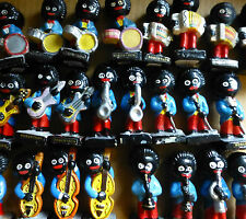Vintage Roberston Golly Hand Painted Pottery Figures (Individually Priced)