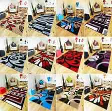 NEW MODERN COLORFUL CARVED QUALITY RUGS SMALL MEDIUM XX LARGE CHEAP SOFT CARPET