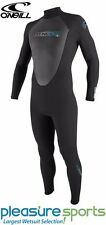 3/2mm Men's O'Neill REACTOR Full Wetsuit Black