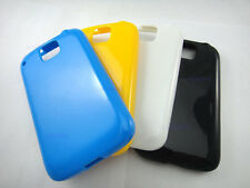 Soft TPU Silicone Skin Case Cover for Alcatel One Touch OT-991 991D