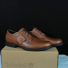 NWB Timberland Men's Metro Weatherbuck Oxford Tan $150.00 Org.Price