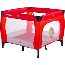 COMFORTABLE BIG PLAYPEN WITH SOFT MATTRESS CARETERO PLAY PEN LARGE PORTABLE NEW