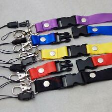 2 5 10 pcs Neck Strap Lanyard for Camera Mp3 ID Card holder Cell Phone