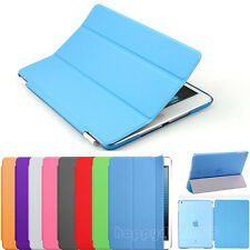 Slim Smart Magnetic Tri-Fold Sleep Wake Stand Cover/Case For iPad Mini Retina 2